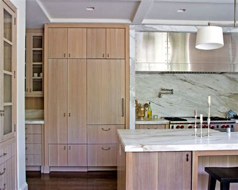 white oak kitchen cabinets cerused oak kitchen cabinet houzz