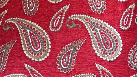 Woven fabric used on chairs and lounge in main lounge room