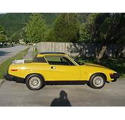 1978 Triumph TR8 Coupe  Transportation/cars/boats/flying