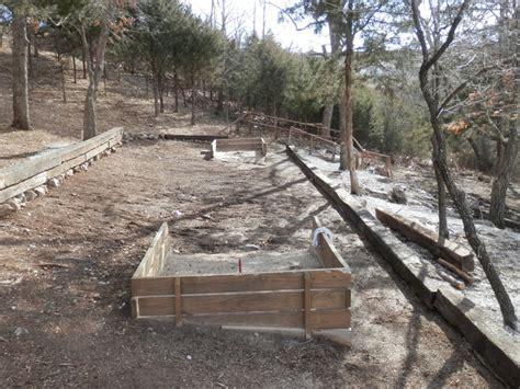 horseshoe pit horseshoe pit for the garden