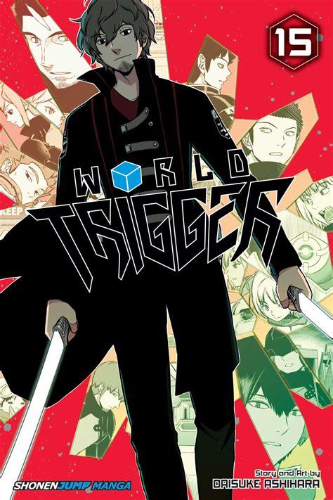 world trigger world trigger volume 15