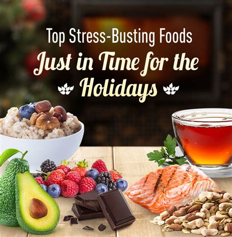 7 Foods To Combat Stress by Foods That Fight Stress Swanson Health Products