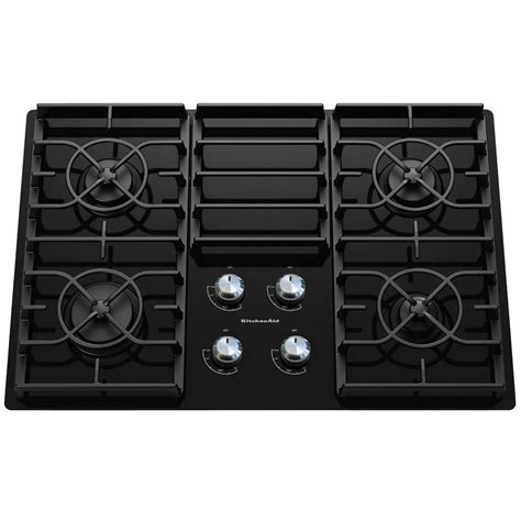 Gas Cooktop Btu Ratings - kitchenaid architect series ii 30 in gas on glass gas