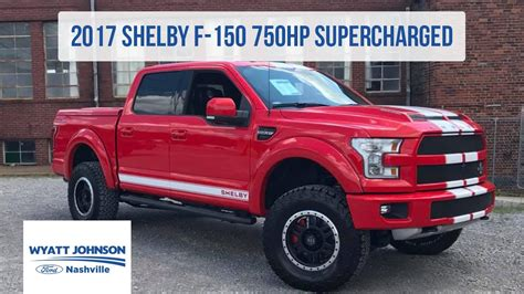 shelby f150 for sale 2017 shelby f 150 750hp supercharged for sale race