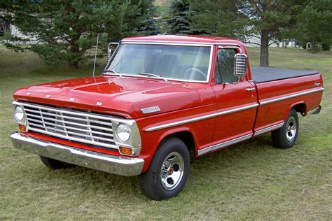1967 ford truck 1967 ford f 100 21337