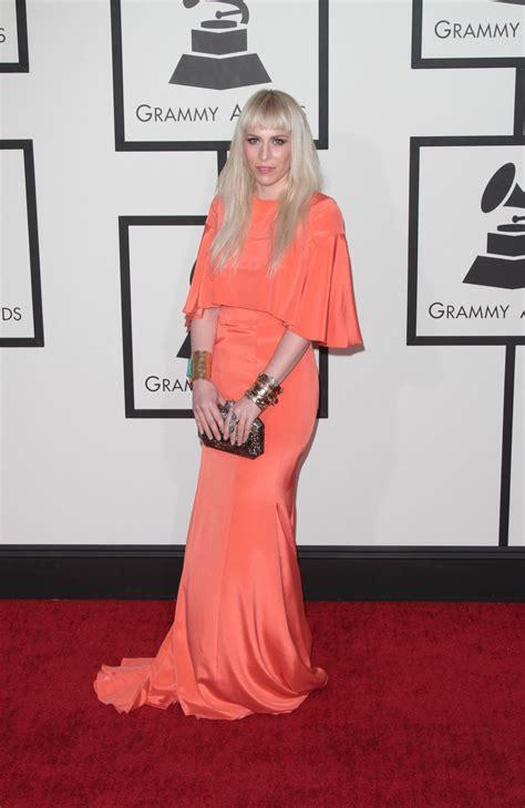 Grammy Awards Bedingfield by Bedingfield At 2014 Grammy Awards In Los Angeles