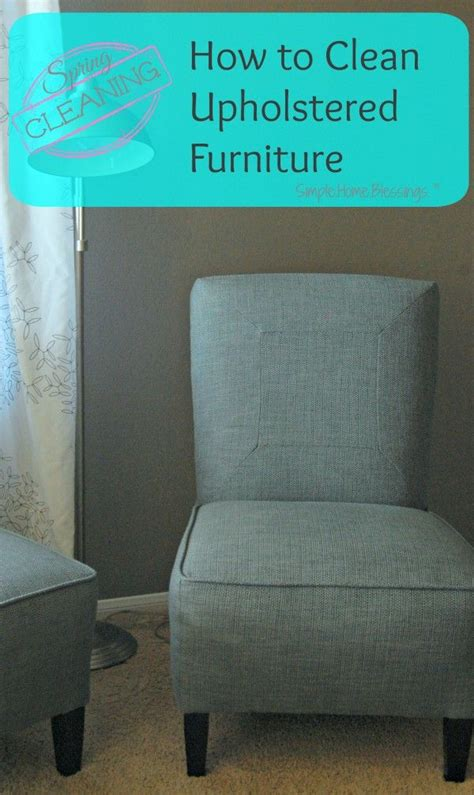 Best 20 Cleaning Upholstered Furniture Ideas On Pinterest
