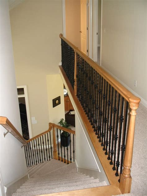 Hallway Railings Staircase With Hallway Balcony Staircases Railings