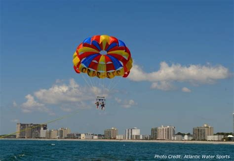 Best Places to Learn Parasailing in North Myrtle Beach