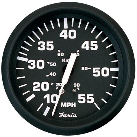 Indiglow Speedometer Ferio Mt Type Hybrid saapni faria black 4 quot speedometer 55mph mechanical 32810