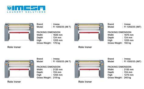 Setrika Roller mesin setrika roller ironer commercial kitchen laundry equipment