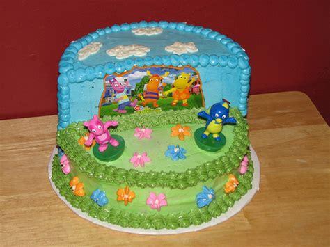 Backyardigans Cake Pin Backyardigans Cake Flickr Photo Cake On
