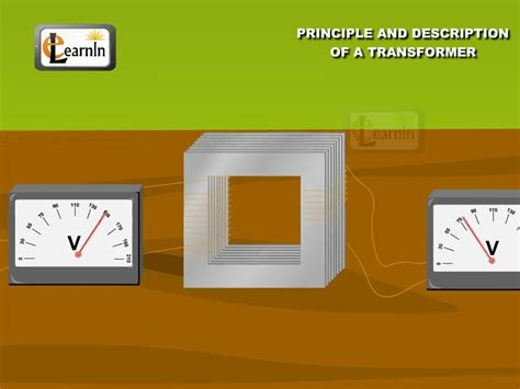 principle of electromagnetic induction in a transformer principle and description of a transformer part 1 physics