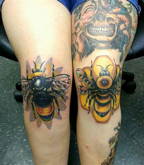 bees knees tattoo bee s knee s tattoos knee