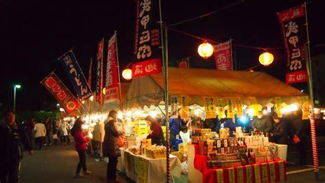 new year parade float display and fireworks japan winter chichibu float festival saitama food