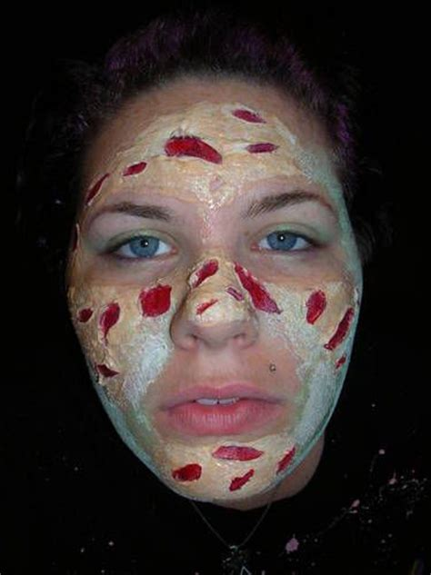 zombie makeup tutorial with latex 17 best ideas about zombie makeup tutorials on pinterest