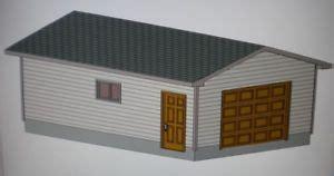 Garage Shelving Material List Wood Garage Plans 30x40 On Popscreen