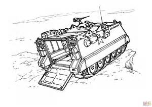 tank coloring pages tank m 113 coloring coloring