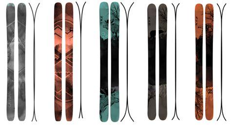Handmade Skis - handmade skis 20 best handmade ski brands reddyyeti