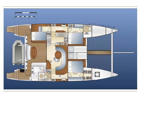 50 cruising catamaran crowther 591 multihull