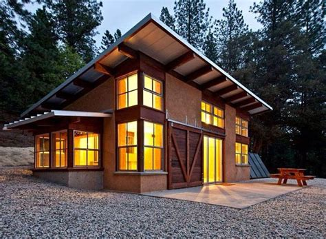 modern timber frame house plans this modern timber frame cottage offers a unique blend of modern architecture with a