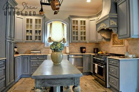 can you use chalk paint on kitchen cabinets home