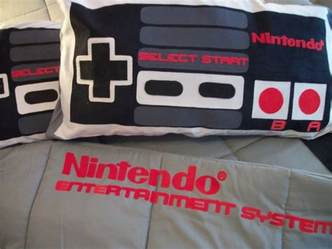 nintendo bedding exclusive nintendo nes bed sheets for the retro geek