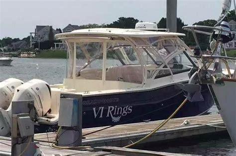 v rings boat bill belichick renamed his boat from v rings to vi