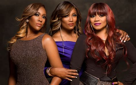 what type of hair do taj from swv is wearing 90s til infinity swv still sisters with voices ebony