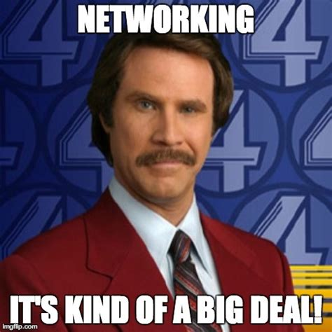 Career Meme - w right on communications 12 tips to network like a boss