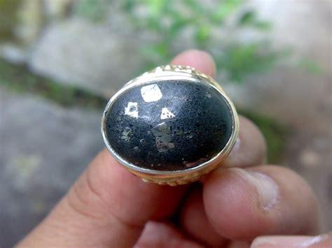 Batu Akik Les Permata ciri perawatan dan khasiat galih kelor badar emas