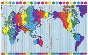 Time Zone The Fodder Time Zones