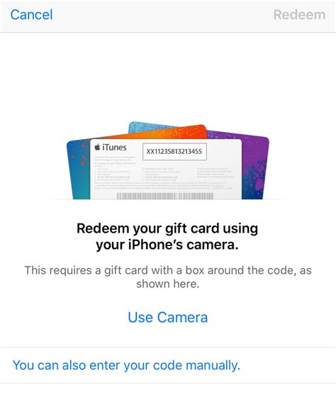 Apple Gift Card Promo Code - redeem itunes gift card promo code download code on apple tv 4 appletv2