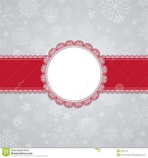 blank space cover instrumental in the style of snowflake background with blank label stock