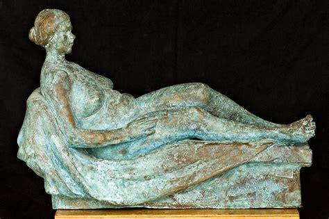 reclining female figure galleries vincent butler