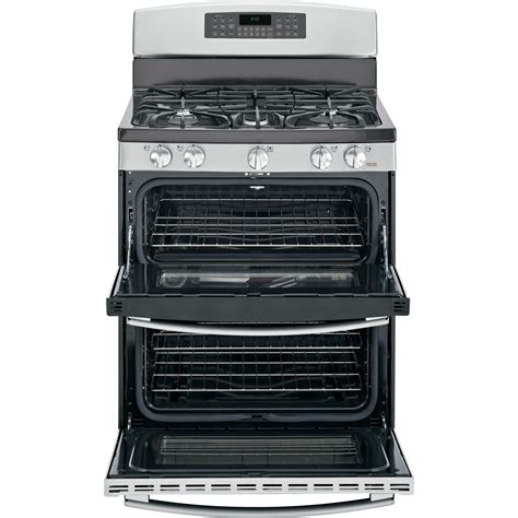 Oven Gas Standing jgb850sefss ge 30 quot free standing gas oven range