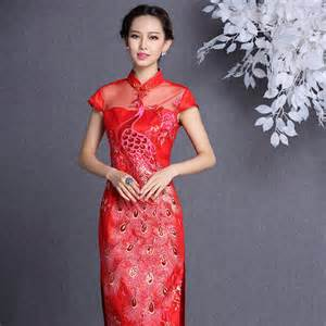 Stylish dresses for women traditional chinese dress
