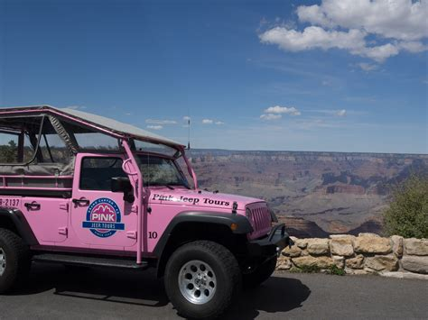 pink jeep grand deluxe tour pink jeep grand canyon deals