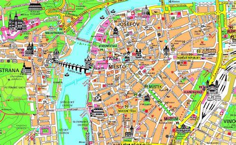 gua turstico de las ciudades de portugal lugares de ruta a pie por praga desde la plaza de la rep 250 blica al
