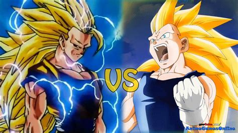 Goku Vegeta Ssj 3 why vegeta saiyan 3 never happened otaku multiverse