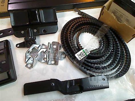 Chamberlain Garage Door Opener Hd930ev by Chamberlain Hd930ev 1 25 Hp Whisper Drive Garage Door