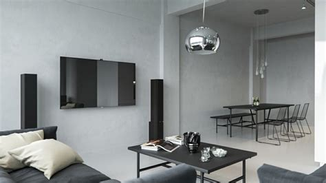 wandgestaltung betonoptik beton farbe f 252 r moderne wandgestaltung 5 wohnideen
