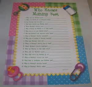 What is mommy wearing baby shower game free apps directories