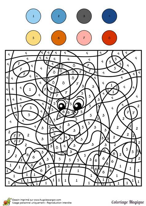 Coloriage Magique Niveau Cm1 D Un Pingouin Hugolescargot Com Coloriage Magique De Noel Cm1 A Imprimer L