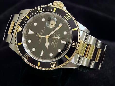 Jam Replika Rolex Datejust Steel Gold Ultimate Clone 1 1 Dgn Aslinya rolex submariner gold black klockor rolex herr falska