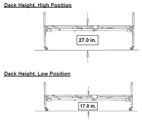 hospital bed size hospital bed dimensions gallery