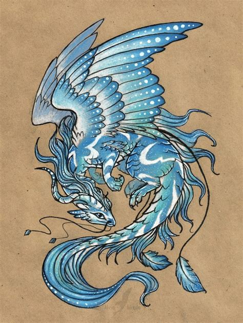 tattoo dragon original 41 best girly dragon tattoo drawings images on pinterest