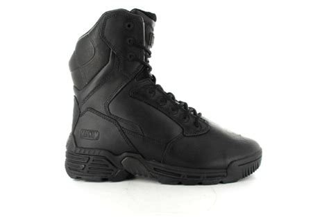 magnum leather stealth boots silvermans