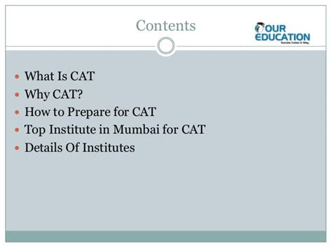 For Mba It In Mumbai by Top Mba Coaching Institute In Mumbai Ppt