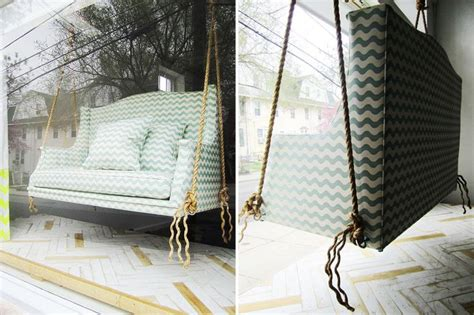 porch sofa swing 7 best images about co lab custom porch swings on